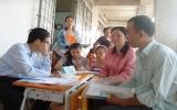Giám đốc sở Giáo dục - Đào tạo Dương Thế Phương:  Cơ sở vật chất đáp ứng đủ chỗ học cho tất cả học sinh