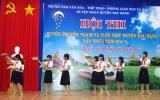 Huyện Bàu Bàng: Nỗ lực xây dựng, phát huy đời sống tinh thần cho nhân dân