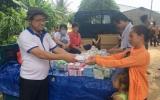 Minh Hòa (Dầu Tiếng): Tặng hơn 100 phần quà cho người nghèo