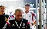 Ronaldo vắng mặt trận gặp Manchester United