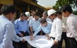 Công trình xây dựng nâng cấp và mở rộng kênh Ba Bò: Bảo đảm hoàn thành đúng tiến độ