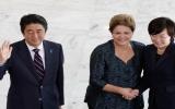 Đoàn xe Thủ tướng Nhật gặp tai nạn ở Brazil, 12 người bị thương