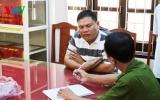 Thanh Hóa: Đội phó kiểm lâm bị bắt quả tang nhận hối lộ 100 triệu đồng