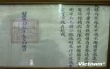 Hiến tặng tài liệu liên quan đến chủ quyền biển đảo của Việt Nam
