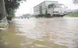 Thị xã Dĩ An: 28 điểm ngập nước cần khắc phục!