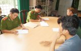 Phường Hiệp Thành, TP. TDM: Phát động tốt phong trào toàn dân bảo vệ an ninh Tổ quốc