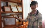 Thủ khoa đại học Trần Lý Duyên: Mong muốn trở về trường giảng dạy