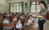 Trường tiểu học Bình Chuẩn: Tựu trường sớm