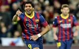 Luis Suarez vẫn sáng giá