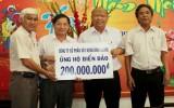 Công ty Cổ phần Xây dựng Bình Dương: Ủng hộ lực lượng giữ gìn biển đảo quê hương 200 triệu đồng
