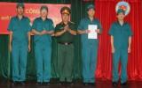 Hải quan Bình Dương: Thành lập Ban Chỉ huy quân sự, lực lượng tự vệ Cục