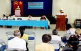 Đại biểu HĐND tỉnh, thị xã Thuận An tiếp xúc cử tri phường Lái Thiêu