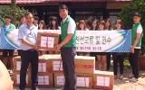 Lãnh đạo TX.Bến Cát:  Tiếp và làm việc với đoàn Hội đồng quận Yeongdo (TP.Busan, Hàn Quốc)