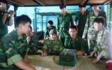 """Chương trình """"Ngày quân đội"""" huyện Phú Giáo hè 2014: Môi trường rèn luyện giúp các em học sinh trưởng thành hơn"""