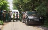 Vụ 2 nạn nhân chết trong xe Fortuner: Giám định khẩu súng thu giữa tại hiện trường