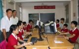 Quan tâm đào tạo nghề và tạo việc làm cho người khuyết tật