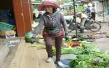 Xã Định Hiệp, huyện Dầu Tiêng: Vì sao tiểu thương không vào chợ?