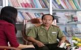 """Đại tá Lê Ngọc Hữu, Phó Giám đốc Công an tỉnh: """"Tình hình tội phạm có chuyển biến tích cực…"""""""