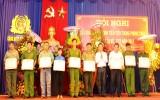 Biểu dương 89 tập thể và cá nhân điển hình tiên tiến trong phong trào toàn dân bảo vệ an ninh Tổ quốc