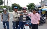 """""""Hiệp sĩ"""" Phú Hòa, TP.TDM: Truy bắt đối tượng """"đá nóng"""" xe máy"""