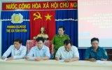 Phòng cảnh sát PCCC khu vực V: Tổ chức cho các hộ dân trên địa bàn ký cam kết an toàn PCCC