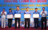 Tổng kết chiến dịch thanh niên tình nguyện hè 2014