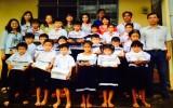 Sở Giáo dục – Đào tạo: Trao quà cho 86 học sinh dân tộc thiểu số huyện Phú Giáo