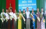 Phú Giáo: Hội thi cộng tác viên bảo vệ, chăm sóc trẻ em giỏi