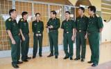 Đại tướng Phùng Quang Thanh làm việc với Quân đoàn 4