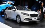 Kia ra mắt sedan mới K4 - đàn anh K3