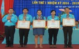 Hội LHTN Việt Nam huyện Bắc Tân Uyên:Tổ chức Đại hội Đại biểu lần thứ I, nhiệm kỳ 2014-2019