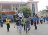 Văn phòng Tư vấn hỗ trợ phát triển thanh niên tỉnh: Tổ chức sân chơi cuối tuần cho đoàn viên, thanh niên công nhân