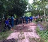 Ban Chỉ huy quân sự TX. Thuận An: Tham gia xây dựng nông thôn mới tại xã Minh Thạnh (Dầu Tiếng)