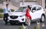 Mazda CX-5 bất ngờ vượt Honda CR-V