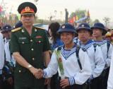 Đại tá Võ Đức Thành, Chỉ huy trưởng Bộ Chỉ huy quân sự tỉnh: Quyết tâm giao quân đúng, đủ, chất lượng cao