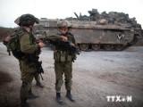 Quân đội Israel xông vào trại tị nạn, bắn chết 1 người Palestine