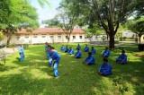 Gần 120 giáo viên tham dự lớp tập huấn giảng dạy môn võ Vovinam