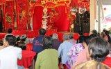 Đình thần Bưng Cù tổ chức lễ hội Kỳ Yên