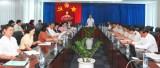 Hội nghị góp ý dự thảo Luật Bảo hiểm xã hội (sửa đổi) và Luật Thi hành án dân sự (sửa đổi)