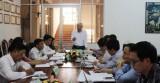 Đoàn công tác Trung ương kiểm tra công tác phòng chống tham nhũng tại cơ quan Bảo hiểm xã hội Bình Dương