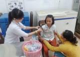 Chiến dịch tiêm vắc xin sởi - rubella cho trẻ từ 1-14 tuổi