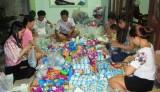 CLB những người tình nguyện Bồ Câu Trắng: Góp sức cho cuộc sống tốt đẹp hơn