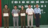 Phường Phú Thọ, TP.TDM: Làm tốt phong trào toàn dân bảo vệ an ninh Tổ quốc