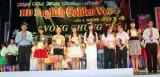 Hội thi Hát tiếng Anh HD English Golden Voice lần 1: 30 giải thưởng được trao