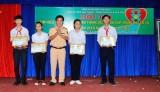 Huyện Bắc Tân Uyên: Tổ chức hội thi Tìm hiểu Luật An toàn giao thông đường bộ