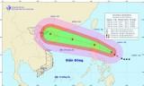 Bão Kalmaegi có khả năng di chuyển rất nhanh khi vào Biển Đông