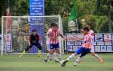 Vòng 2 Giải bóng đá Doanh nhân mở rộng – Báo Bình Dương: Ẩm thực Khải Hoàn bất ngờ bị loại