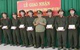 Công an tỉnh: Tổ chức nhận công dân phục vụ có thời hạn - đợt II năm 2014