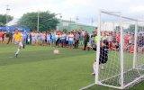 Giải bóng đá Doanh nhân mở rộng - Báo Bình Dương lần thứ II năm 2014 qua vòng 1/16: Nhiều ấn tượng mạnh!