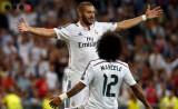 Real Madrid đại thắng Basel 5-1